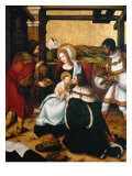 Adoration of the Magi Giclee Print by  Maestro della Pala Seydfriedberg