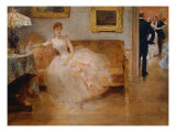 The Dance, 1890 Giclee Print by Henri Gervex