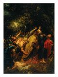 Kiss of Judas Giclée-Druck von Anthony Van Dyck
