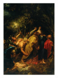 Kiss of Judas Giclee Print by Anthony Van Dyck