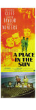 A Place in the Sun, 1951 Prints