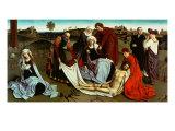 Pieta ジクレープリント : ペトルス・クリストゥス
