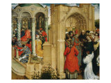 Marriage of the Virgin Giclee Print by Robert Campin