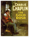The Gold Rush, 1925 Premium Giclee Print