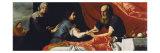 Isaac Blessing Jacob Giclee Print by Jusepe de Ribera