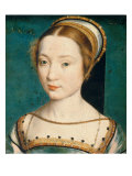 Portrait of a Lady Giclee Print by Claude Corneille de Lyon