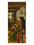 Saint Barbara Giclee Print by Robert Campin