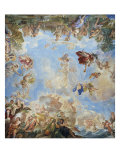 Mythological Scenes Giclee Print by Luca Giordano