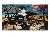 War Giclee Print by Henri Rousseau