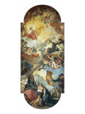 Death and Glory of Saint Louis Giclee Print by Charles Joseph Natoire