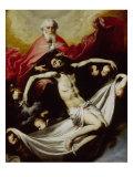 The Trinity Giclee Print by Jusepe de Ribera