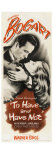 To Have and Have Not, 1944 Giclee Print