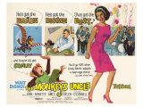 Monkeys Uncle, 1965 Prints