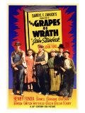 The Grapes of Wrath, 1940 Premium Giclee Print