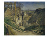 La maison du Pendu (The House of the Hanged Man), 1873 Giclee Print by Paul Cézanne