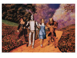 The Wizard of Oz, 1939 Gicléedruk