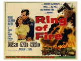 Ring of Fire, 1961 Giclee Print