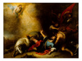 Conversion of Saint Paul Giclee Print by Bartolome Esteban Murillo