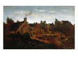 Landscape Giclee Print by Théodore Rousseau