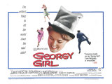 Georgy Girl, 1966 Giclee Print