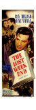 The Lost Weekend, 1945 Giclée-Druck