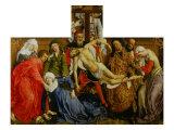 Deposition Giclee Print by Rogier van der Weyden