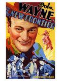 The New Frontier, 1935 Art