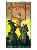 Carousel, 1956 Giclee Print