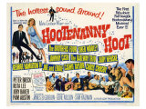 Hootenanny Hoot, 1963 Giclee Print