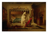Candaules Giclee Print by Jean Leon Gerome