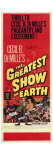 The Greatest Show on Earth, 1967 Reproduction proc&#233;d&#233; gicl&#233;e