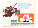 The Sand Pebbles, 1966 Giclee Print