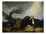 Jacob&#39;s Dream Giclee Print by Jusepe de Ribera