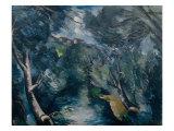 Landscape with River Giclée-Druck von Maurice de Vlaminck
