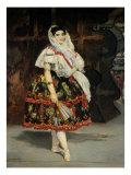 Lola de Valence Giclee Print by Édouard Manet