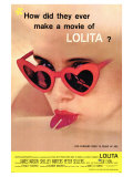 Lolita, 1962 Poster