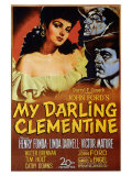 My Darling Clementine, 1946 Prints
