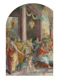 The Marriage at Cana Giclee Print
