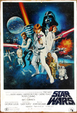Star Wars Tin Sign