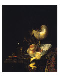 Still Life Giclee Print by Willem Kalf