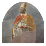 Bishop Saint Giclee Print