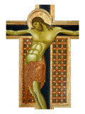 Crucifix Giclee Print by  Cimabue