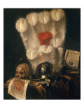 Vanitas Vanitatis Giclee Print by Jurian van Streek