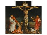 Isenheim Altar: Crucifixion Giclee Print by Matthias Gruenewald