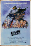 Star Wars - The Empire Strikes Back Cartel de chapa