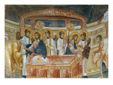 Communion of the Apostles Giclee Print