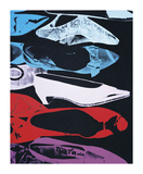 Diamond Dust Shoes, c.1980-81 (Parallel) Giclee Print by Andy Warhol