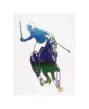 Polo Player, c.1985 Giclee Print by Andy Warhol