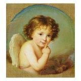 Cupidon Reproduction procédé giclée par Elisabeth Louise Vigee-LeBrun