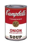 Campbell's Soup I: Onion, c.1968 Giclée-tryk af Andy Warhol